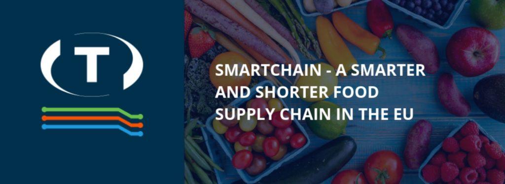 Smartchain – egy okosabb és rövidebb élelmiszer-ellátási lánc az EU-ban