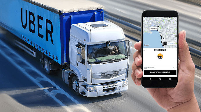 Uber Freight intră în Europa