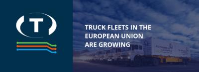 Vozový park v Evropské unii roste