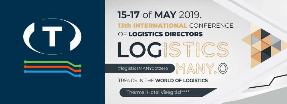 13. Mezinárodní konference Manažerů Podnikatelské Logistiky