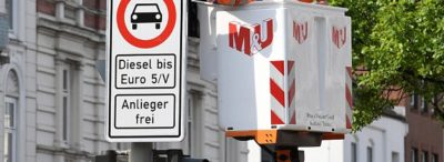 Berlin introduces traffic bans on diesel vehicles – very soon