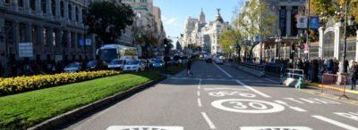 Еко значки в Мадрид. Ето правилата за чуждестранните автомобили.