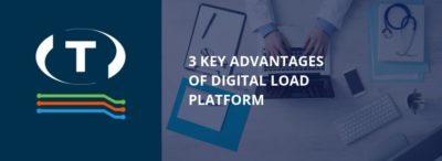 3 klíčové výhody digitálních dopravních platforem