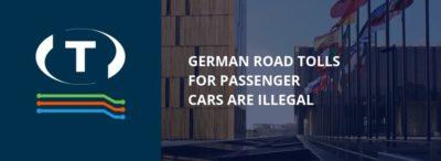 Rozsudek Soudního dvora EU: Německé silniční mýto za osobní automobily je nezákonné a diskriminační