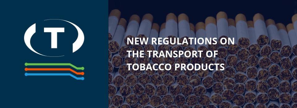 Nové predpisy v preprave tabakových výrobkov. Už v platnosti!