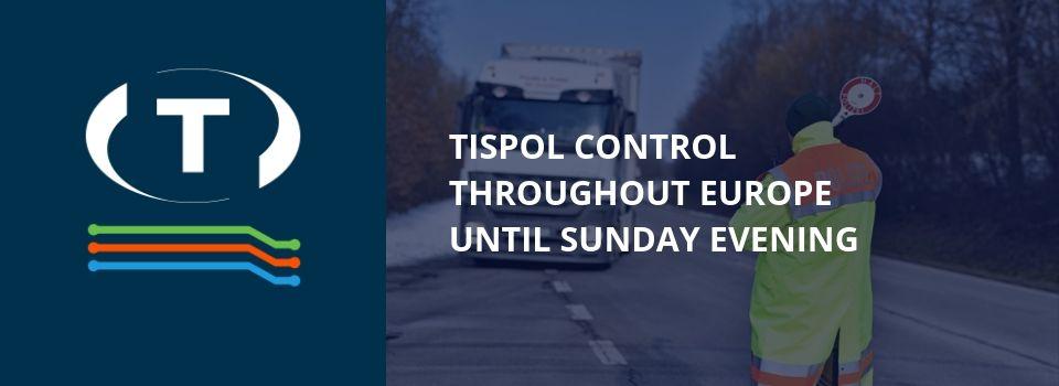 A TISPOL vasárnap estig ellenőrzéseket tart egész Európában