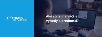 Novinka. Databáza Trans.eu v online verzii