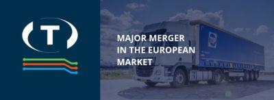 Velké sloučení na evropském trhu. Holandská firma převezme německého konkurenta, který pronajímá návěsy a nákladní vozidla.
