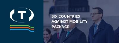 Hat állam köztük Magyarország is fellebezett a Mobilitási Csomag ellen