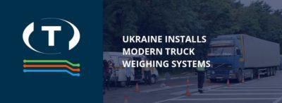 Ukrajina instaluje moderní vážící systémy pro nákladní vozidla a zvyšuje pokuty. Zahraniční truckeři neuniknou trestu.