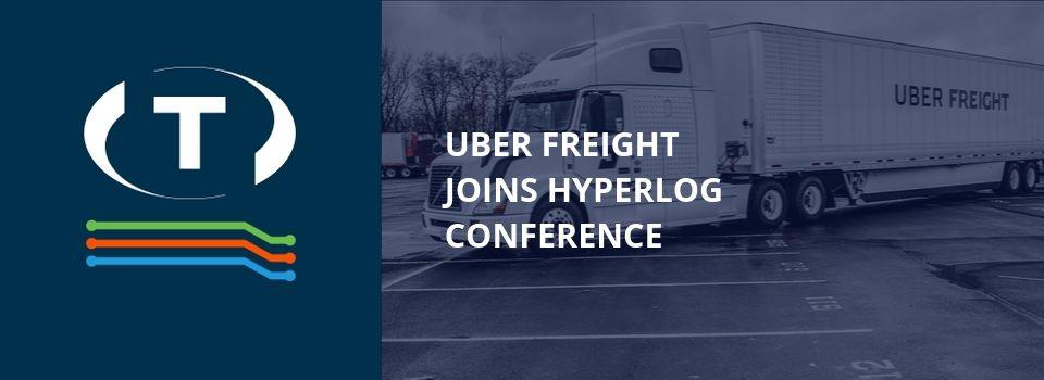 Uber Freight sa pripája k skupine spoločností, ktoré sa zúčastnia na konferencii HyperLOG