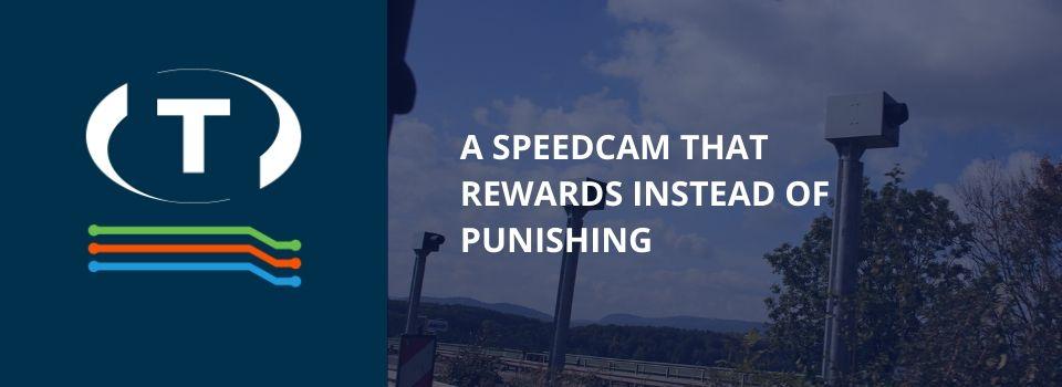 Radar, který odměňuje namísto trestání. Klíčem je pozitivní motivace!