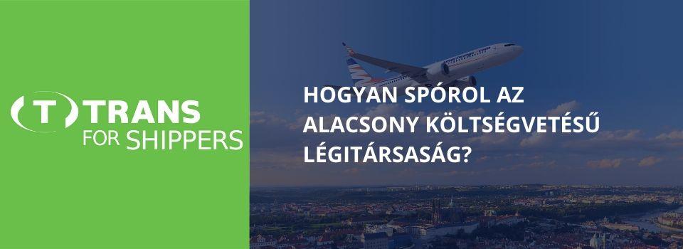 Hogyan spórol az alacsony költségvetésű légitársaság?