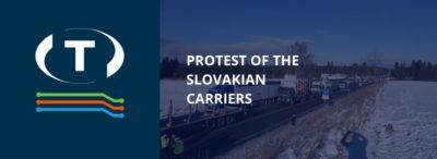 Protest slovenských dopravců: seznam blokovaných hraničních přechodů