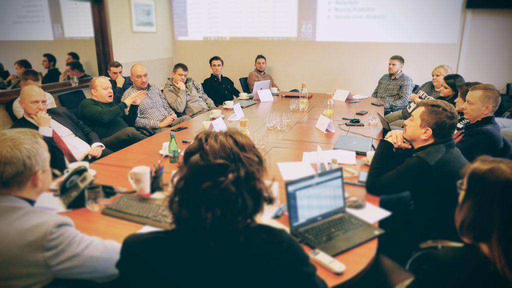 Porozmawiajmy o nowym Transie- relacja ze spotkania i plan rozwoju nowej wersji