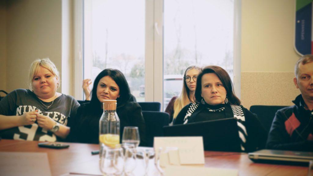 Relacja ze spotkania z klientami - Platforma Trans EU