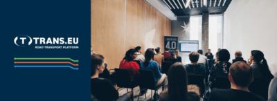 Nauja Trans.eu logistikos platforma. Antrasis seminaras įmonėms
