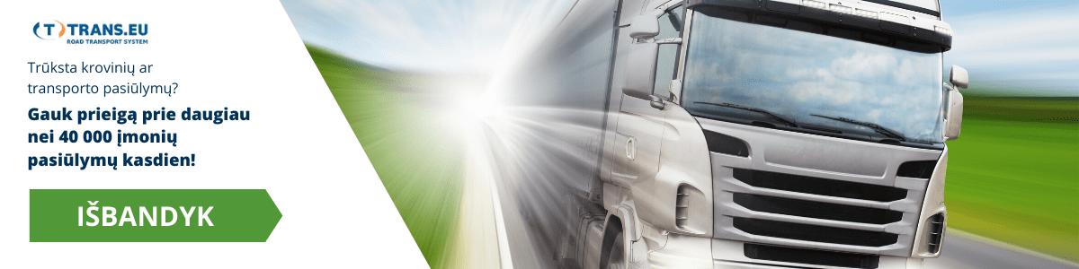 Shipper_Trūksta krovinių ar transporto pasiūlymų?