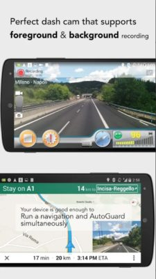 AutoGuard Dash Cam - Blackbox