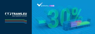 Goodloading: greitas ir paprastas būdas paskirstyti krovinius