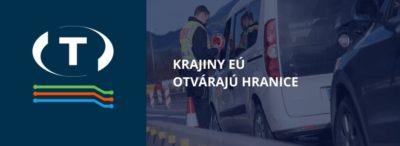 Krajiny EÚ otvárajú hranice a uvoľňujú kontroly: Schengen sa vracia k normálu