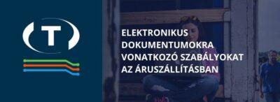 Az EU Tanácsa elfogadta az elektronikus dokumentumokra vonatkozó szabályokat az áruszállításban