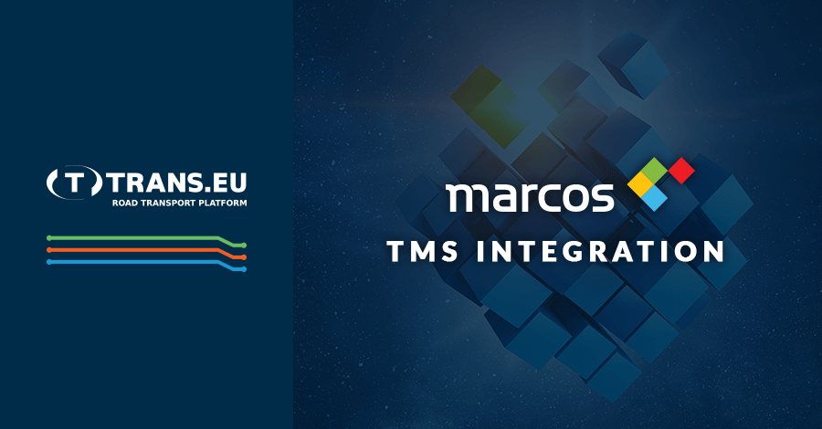 """""""Trans.eu"""" signed a partnership contract with """"Marcos Bis"""""""