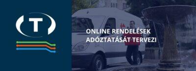 Az Egyesült Királyság az online rendelések adóztatását tervezi, hogy csökkentse a furgonokat az utakon