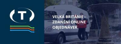 Velká Británie plánuje zdaňovat všechny online objednávky, aby se snížil počet dodávek na cestách