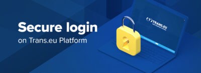 Something you know and something you have - we implement secure login on Trans.eu Platform