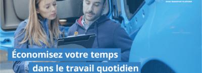 5 façons simples de faciliter le travail quotidien du transporteur