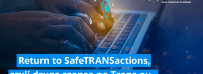Return to SafeTRANSactions, czyli druga szansa na Trans.eu