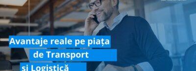 Instrumente care ne ajuta să avem un avantaj competitiv real pe piața de transport și logistică