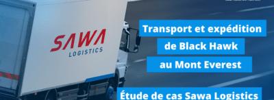 Mont Everest. Sawa Logistics explique l'importance de la rapidité de livraison