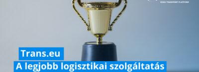 Trans.eu - A legjobb logisztikai szolgáltatás