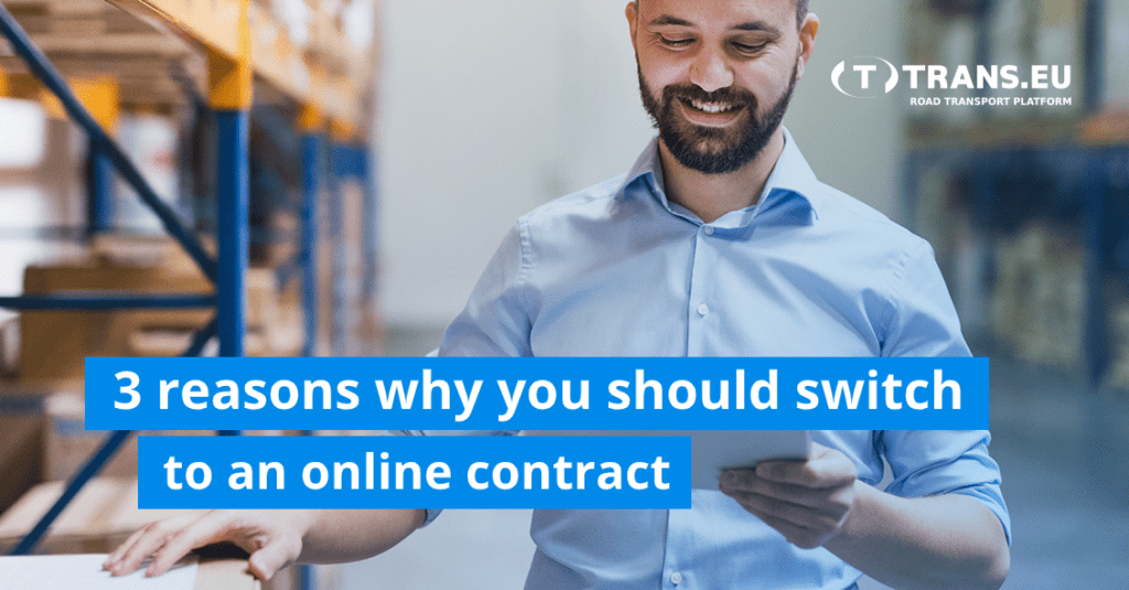 3 reasons why you should switch to an online contract